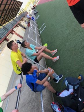 Trainingslager in Lloret de Mar