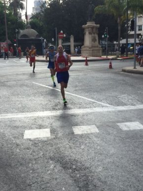 Strassenlauf-EM Masters, Alicante