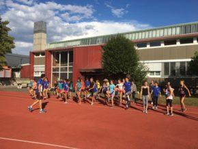 Schulsport startet ins neue Schuljahr