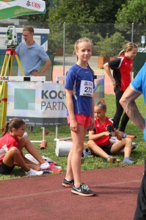 UBS Kids-Cup Kantonalfinal, Stein