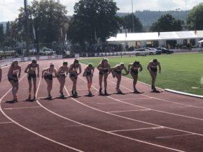 SM Nachwuchs in Frauenfeld und Aarau
