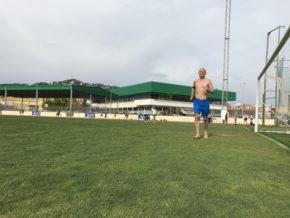 Traingingslager in Lloret de Mar