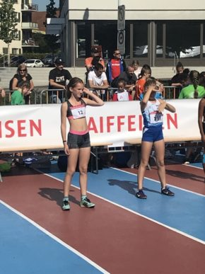 Schweizerfinal Swiss Athletics Sprint, Frauenfeld