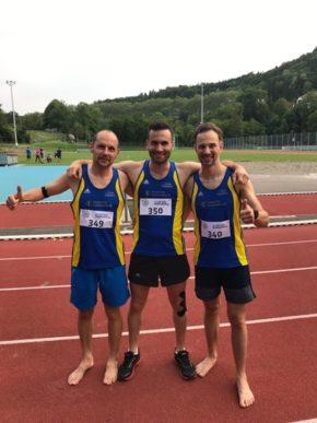 Badener 1000m-Cup, 3. Lauf