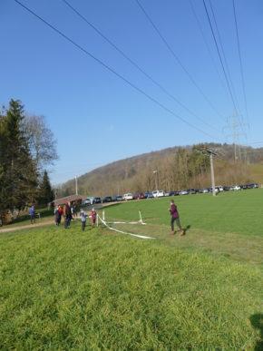 Kantonale Crossmeisterschaften, Eiken