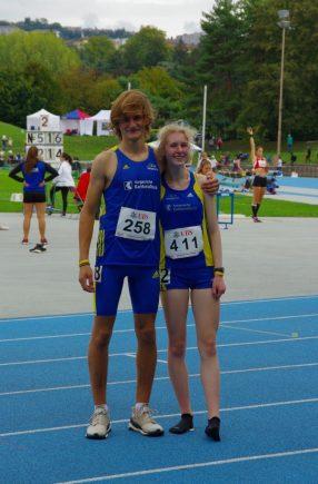 U16/U18 Schweizer Meisterschaften