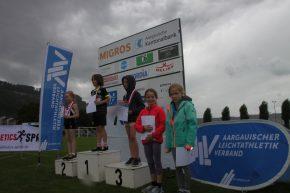Kantonalfinal Aargau Swiss Athletics Sprint 2021