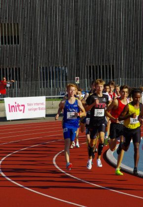 Nachwuchsschweizermeisterschaften U16/U18