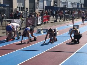 Schweizer Final Swiss Athletics Sprint